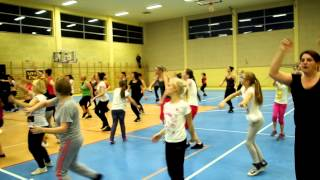 Zumba Margonin 24.11.2013 vol.2
