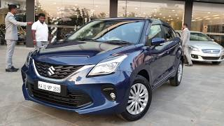 First Delivery of 2019 Suzuki Baleno Facelift Happy Moments,Exterior,Interior&Driving Video