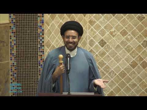 "Jumah Khutbah ""Reality of Heart in Islam"" 01/11/2019 Maulana Syed Hussain Ali Nawab"