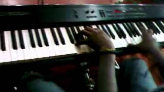 Emmanuel Haick playing worship experience by William Murphy.3gp