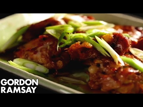 Sichuan Chicken Thighs - Gordon Ramsay