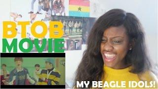BTOB MOVIE MV REACTION THIS IS A JAM