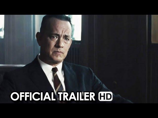 Bridge of Spies Official Trailer (2015) - Tom Hanks HD