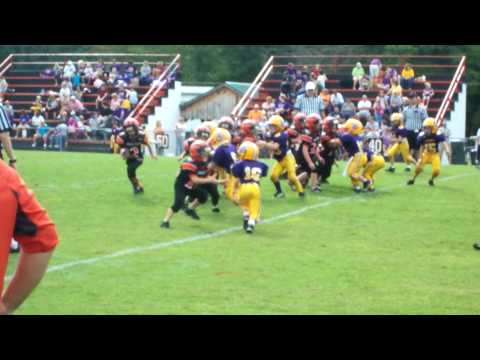 Cricket football Coalfield TN vs Oliver Springs TN