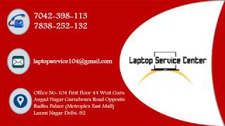 Asus HP Dell Sony Laptop Service Center 070651 66931