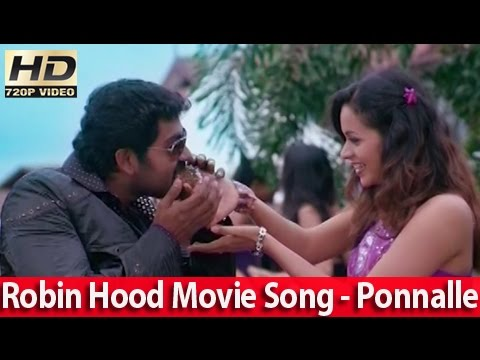 Malayalam Movie Song - Ponnalle - Robinhood 2009 Movie [hd] video