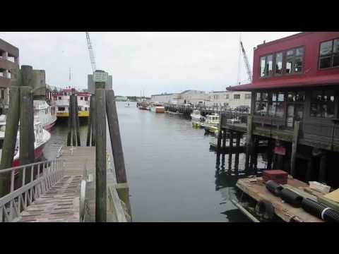 Portland 39 s historic waterfront district portland maine - Portland maine hotels old port district ...