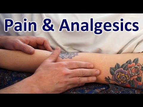 How Topical Analgesics Work, Pain Relief, Massage Therapy Techniques