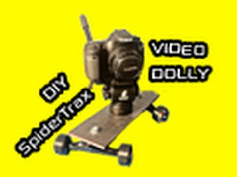DIY SpiderTrax Video Dolly