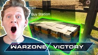 INSANE *TRIPLE REVIVE BUYBACK* WARZONE VICTORY! Call of Duty Warzone