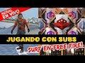 FREE FIRE JUGANDO CON SUBS SURF EN FREE FIRE NOOCTURNOO Smith Vitale mp3