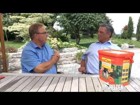 Experteninterview Klaus Skuppin - Rasen Reparatur Im Herbst - Woche 35/2014