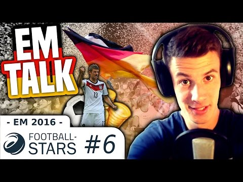 FOOTBALL-STARS | EM TALK #6 - DEUTSCHLAND vs. ITALIEN - Der Klassiker! | Deutsch