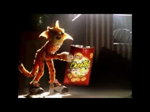 cheetos checkers doll 1990s usa youtube