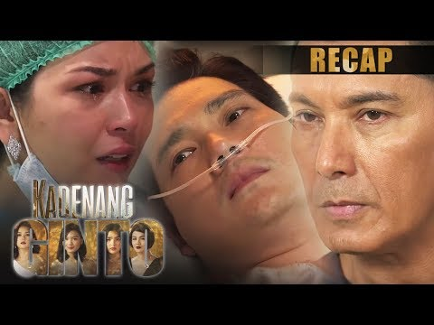 Robert learns about Romina's relationship with Leon | Kadenang Ginto Recap
