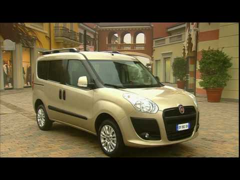 New Fiat Doblo Interior 2010