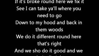 Colt Ford- Dirt Road Anthem (Lyrics)