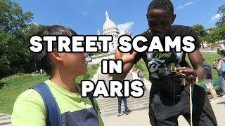🇫🇷 帶大家感受下巴黎三大街頭騙案 - 法國巴黎特別篇 - Willy Lee