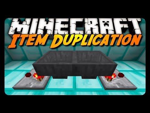 [MineCraft] Glitch de Duplication D'item (Solo & Online) 1.7