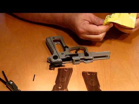 Beretta 92FS Compact L INOX Upgrades