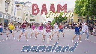 [SPECIAL VIDEO] MOMOLAND(모모랜드) _ BAAM (Outfit: Fun Ver.)