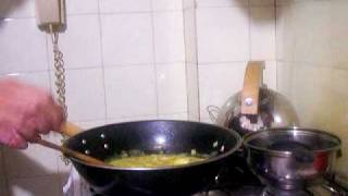 Como prepar Pollo al Curry How to cook chicken curry