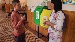 Учні П'ядицької школи активно борються за чистоту (відео)