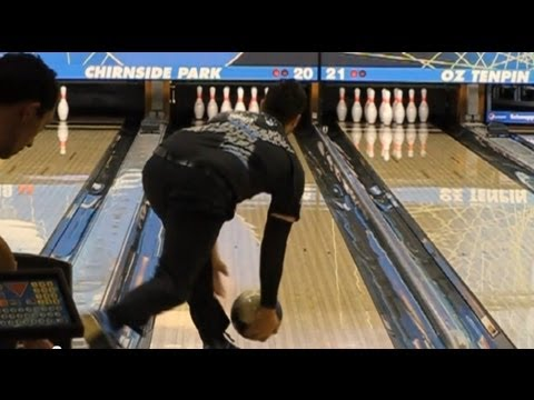 Bowling Styles of the 2013 Schweppes Melbourne Tenpin Cup