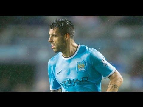 Álvaro Negredo ● La Bestia ● Welcome to Manchester City