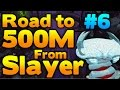 Runescape - Road to 500M From Slayer - Episode 6