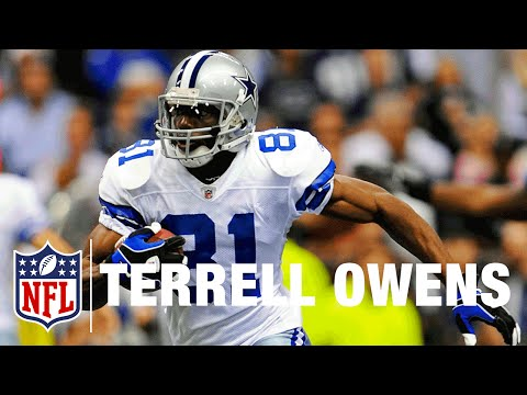 NFL Hall of Fame Nominee: Terrell Owens | NFL