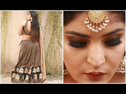 Indian Wedding Guest Makeup Tutorial | #TheShaadi Saga | Shreya Jain