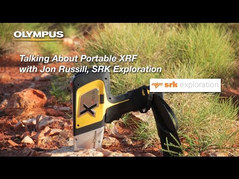 Talking About Portable XRF with Jon Russill of SRK Exploration
