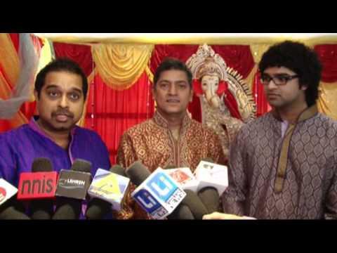LIBAS TEAM WITH SHANKAR MAHADEVAN & ADESH SRIVASTAV RELEASE...