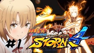 THE HYPEST FIGHTS | NARUTO ULTIMATE NINJA STORM 4 - Ep 1