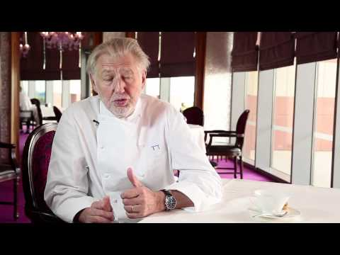 Reflets by Pierre Gagnaire, InterContinental Dubai Festival City - Interview