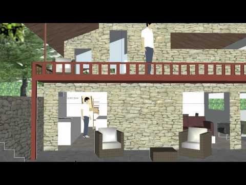 Uploaded by commentfaire1 for Google sketchup maison