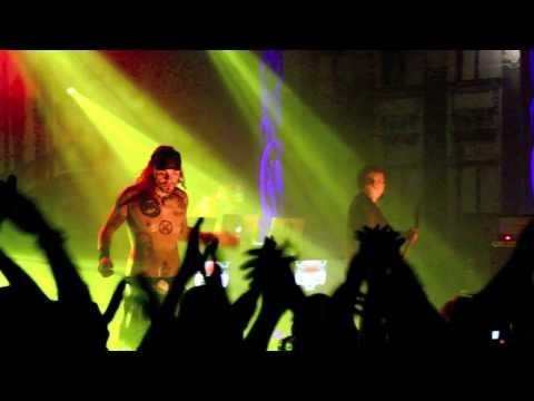 My Riot- Taste My Riot Tour Łódz Klub Wytwornia 04.11.2011