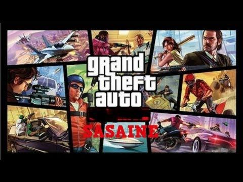 GTA V. ONLINE (SASAINE)
