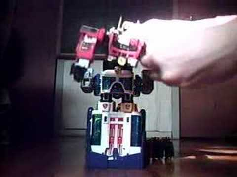 Assembling the Lightspeed Solarzord