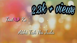 Tumhe Apna Banane Ka Junoon Whatsapo Status | HD WhatsApp Status