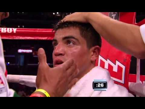 Victor Ortiz vs Marcos Maidana HD