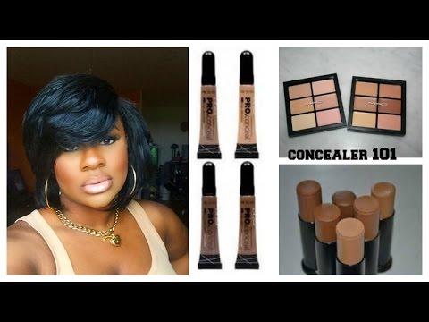 Concealer 101