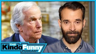 How Henry Winkler Crushed Nick's Soul - Kinda Funny Podcast (Ep. 13)
