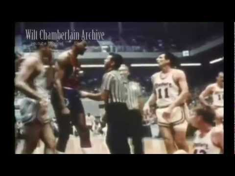 Wilt Chamberlain - A Real Superman (WIP#6)