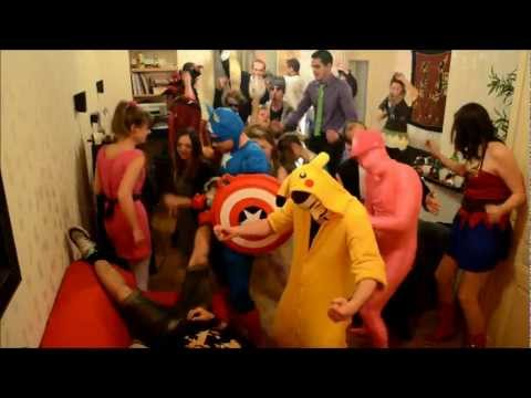Harlem Shake Super Héros by G.A.R.S Poitiers