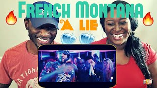French Montana - A LIE ft. The Weeknd + MAX B// REACTION