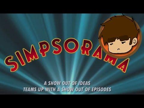 TVlog: Simpsorama (Simpsons/Futurama Crossover)