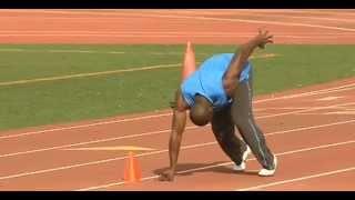 Shawn Crawford talks about Usain Bolt