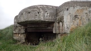 WOW , i found lots of WW2 bunkers !  Part 2